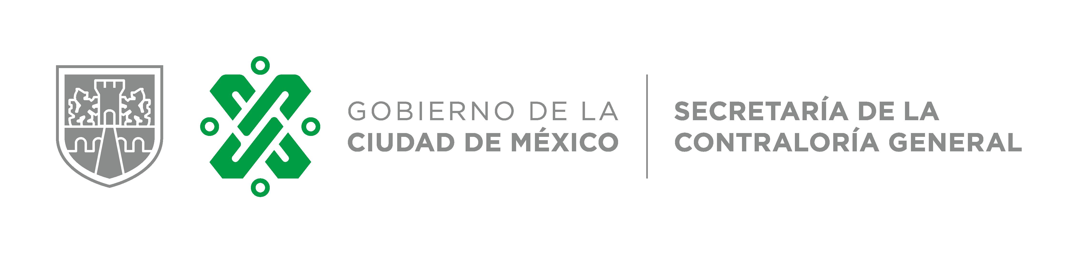 Logotipo Secretaría de la Contraloría General de la Ciudad de México