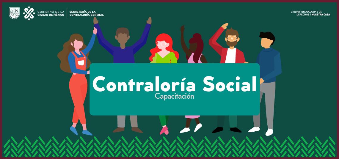 Capacitación Contraloría Social.