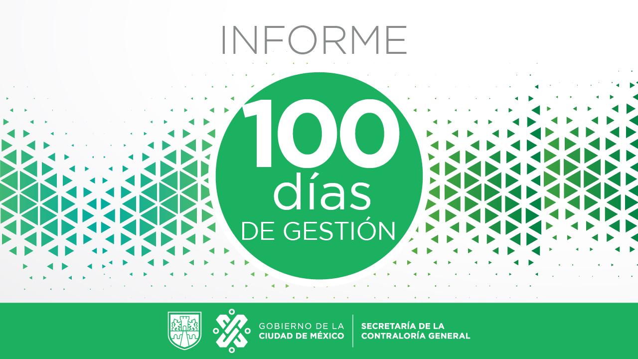 Informe de 100 días