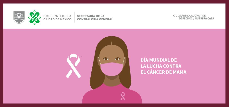 Lucha contra el Cancer de Mama.